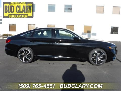 2019 Honda Accord for sale in Moses Lake, WA