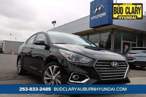 2020 Hyundai Accent for sale in Auburn, WA