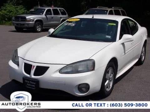 2005 Pontiac Grand Prix for sale in Derry, NH