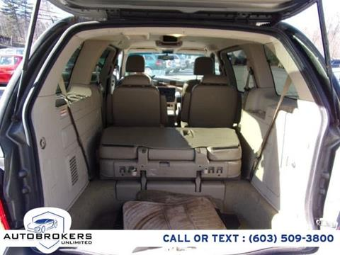 2004 Ford Freestar for sale in Derry, NH