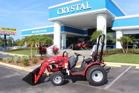 2020 MAHINDRA MAX 26 XLT 4WD WITH LOADER for sale at Crystal Tractor in Chiefland FL