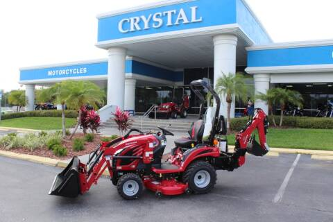 2020 MAHINDRA EMAX 20 BACKHOE LOADER MID MOW for sale at Crystal Tractor in Chiefland FL