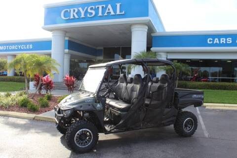 2020 MAHINDRA RETRIEVER 750 CREW for sale at Crystal Tractor in Chiefland FL