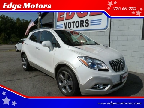 2014 Buick Encore for sale at Edge Motors in Mooresville NC