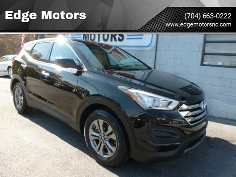 2016 Hyundai Santa Fe Sport for sale at Edge Motors in Mooresville NC