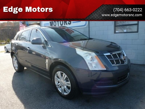 2012 Cadillac SRX for sale at Edge Motors in Mooresville NC