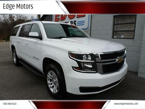 2017 Chevrolet Suburban for sale at Edge Motors in Mooresville NC
