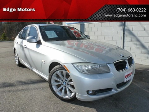 2011 BMW 3 Series for sale at Edge Motors in Mooresville NC