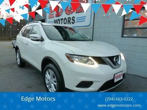 2016 Nissan Rogue for sale at Edge Motors in Mooresville NC