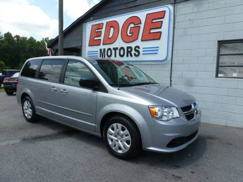 2017 Dodge Grand Caravan for sale at Edge Motors in Mooresville NC