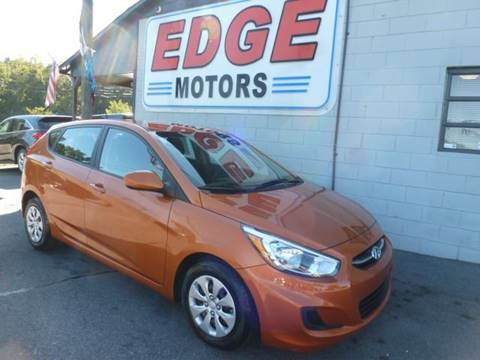 2017 Hyundai Accent for sale at Edge Motors in Mooresville NC