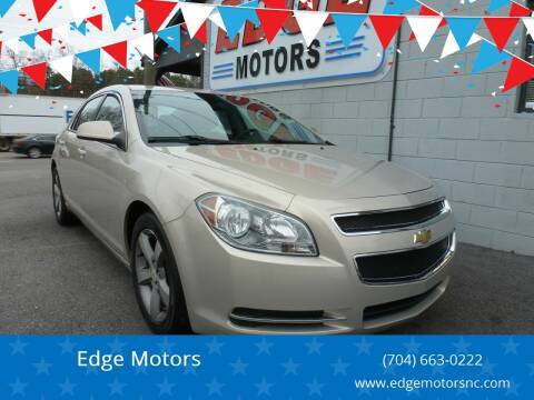 2011 Chevrolet Malibu for sale at Edge Motors in Mooresville NC