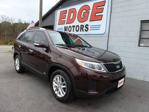 2015 Kia Sorento for sale at Edge Motors in Mooresville NC