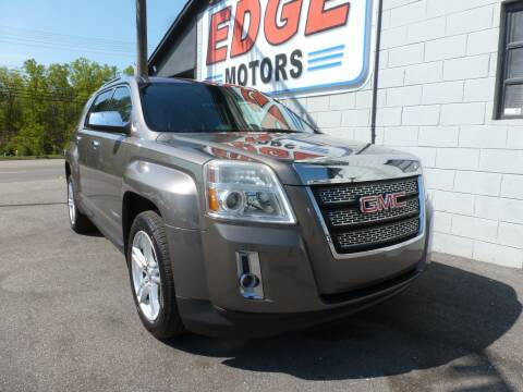 2012 GMC Terrain for sale at Edge Motors in Mooresville NC