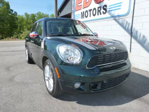 2013 MINI Countryman for sale at Edge Motors in Mooresville NC