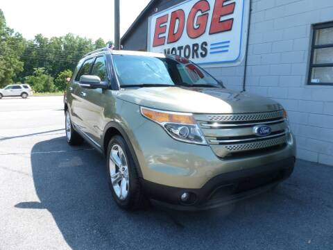 2013 Ford Explorer for sale at Edge Motors in Mooresville NC