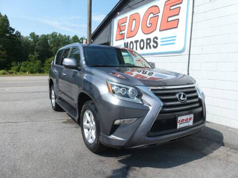 2016 Lexus GX 460 for sale at Edge Motors in Mooresville NC