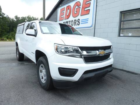 2015 Chevrolet Colorado for sale at Edge Motors in Mooresville NC