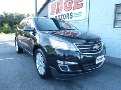 2014 Chevrolet Traverse for sale at Edge Motors in Mooresville NC