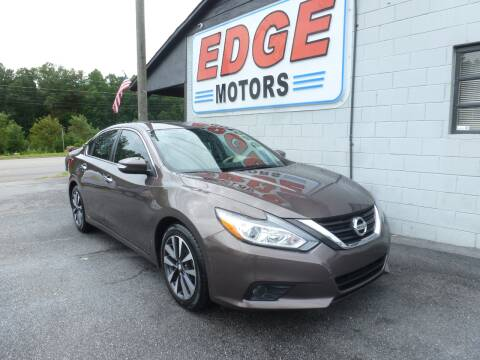 2016 Nissan Altima for sale at Edge Motors in Mooresville NC