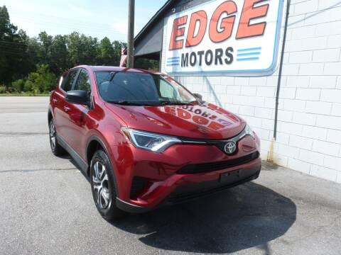 2018 Toyota RAV4 for sale at Edge Motors in Mooresville NC