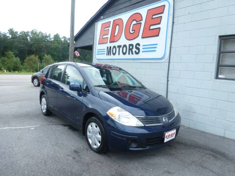 2008 Nissan Versa for sale at Edge Motors in Mooresville NC