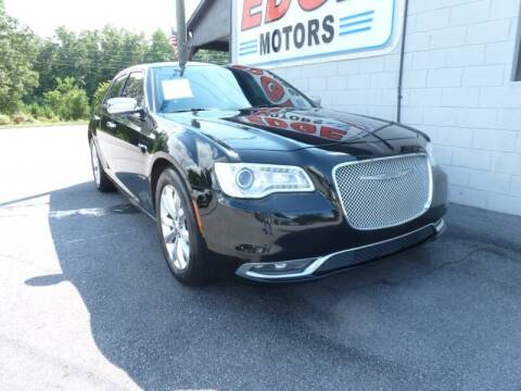 2015 Chrysler 300 for sale at Edge Motors in Mooresville NC