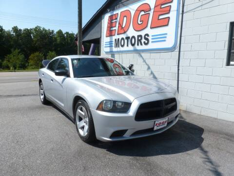 2013 Dodge Charger for sale at Edge Motors in Mooresville NC