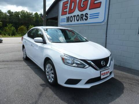 2018 Nissan Sentra for sale at Edge Motors in Mooresville NC