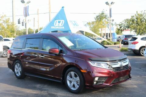 2018 Honda Odyssey for sale in Gainesville, FL
