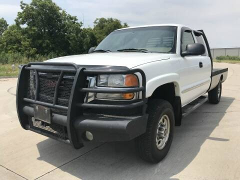 2006 GMC Sierra 2500HD for sale in Lewisville, TX