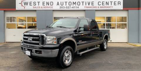 2007 Ford F-250 Super Duty for sale in Waterbury, CT