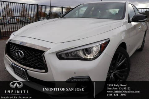 2020 Infiniti Q50 for sale in San Jose, CA