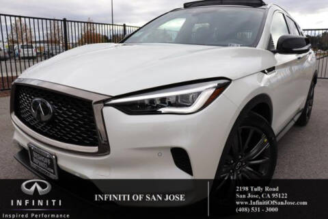 2020 Infiniti QX50 for sale in San Jose, CA