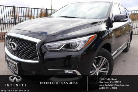2020 Infiniti QX60 for sale in San Jose, CA