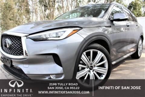 2020 Infiniti QX50 Sensory for sale at Infiniti of San Jose in San Jose CA