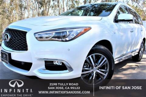 2020 Infiniti QX60 Luxe for sale at Infiniti of San Jose in San Jose CA