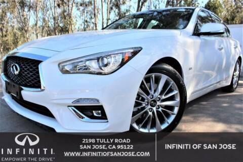 2020 Infiniti Q50 3.0T Luxe for sale at Infiniti of San Jose in San Jose CA