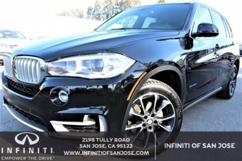 2017 BMW X5 sDrive35i for sale at Infiniti of San Jose in San Jose CA