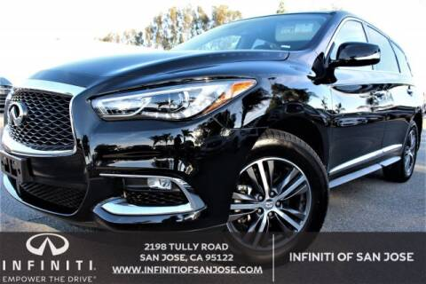 2019 Infiniti QX60 for sale at Infiniti of San Jose in San Jose CA
