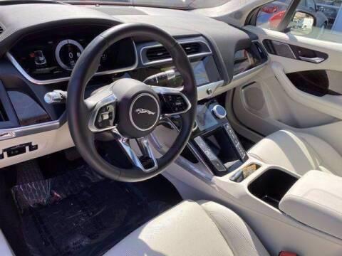 2019 Jaguar I-PACE
