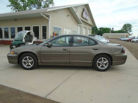 1999 Pontiac Grand Prix for sale at Milaca Motors in Milaca MN