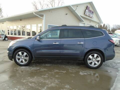 2014 Chevrolet Traverse for sale at Milaca Motors in Milaca MN