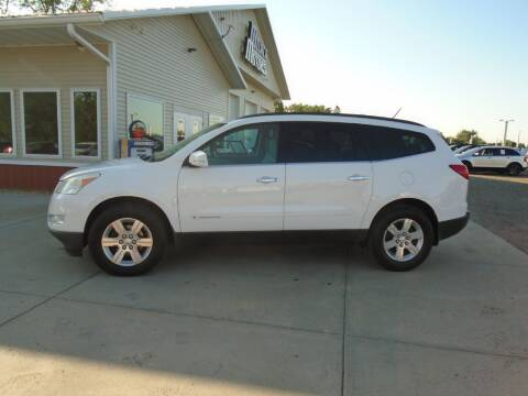 2009 Chevrolet Traverse for sale at Milaca Motors in Milaca MN
