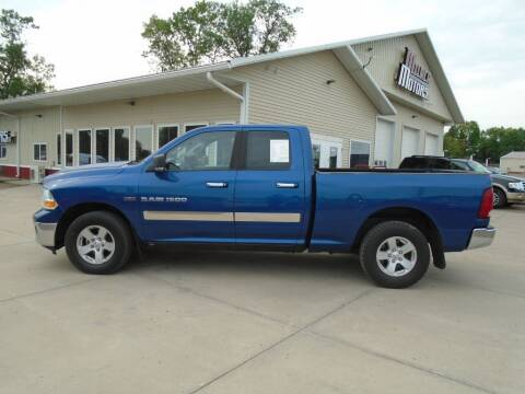2011 RAM Ram Pickup 1500 for sale at Milaca Motors in Milaca MN