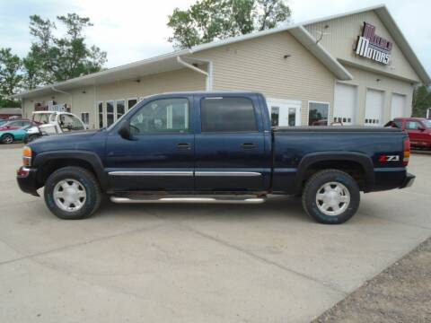 2007 GMC Sierra 1500 Classic for sale at Milaca Motors in Milaca MN