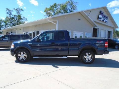 2005 Ford F-150 for sale at Milaca Motors in Milaca MN