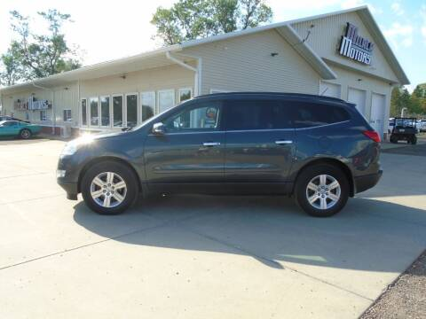 2012 Chevrolet Traverse for sale at Milaca Motors in Milaca MN