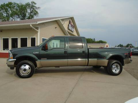2004 Ford F-350 Super Duty for sale at Milaca Motors in Milaca MN