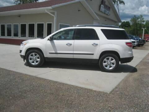 2007 Saturn Outlook for sale at Milaca Motors in Milaca MN